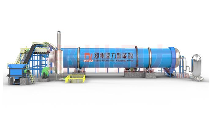 煤炭烘干工作原理图蒸汽余热烘干煤泥