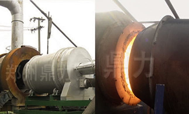 煤泥干燥专用炉