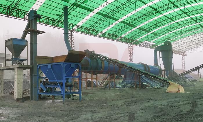 煤泥干燥设备图