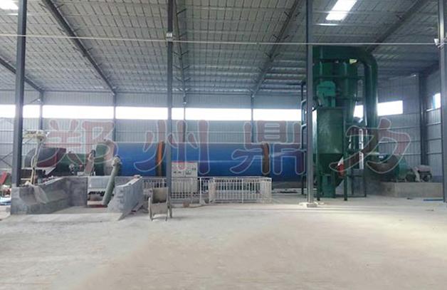 燕京啤酒糟雷竞技生产线(新疆)案例现场